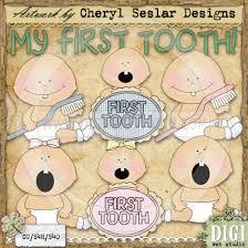baby s 1st tooth 1 exclusive cheryl seslar clip digi web