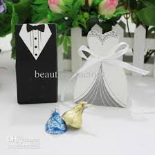favor boxes for wedding new candy box groom wedding bridal favor gift boxes gown