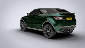 new land rover evoque new range rover evoque convertible offer stafford swansway