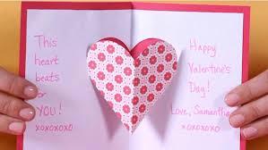 cara membuat kartu ucapan i love you cara kreatif dan murah membuat kartu ucapan valentine global