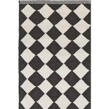 Harlequin Rug Attractive Design Ideas Black And White Diamond Rug Impressive