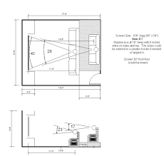 home theater construction plans help designing first basement home theater home theater forum