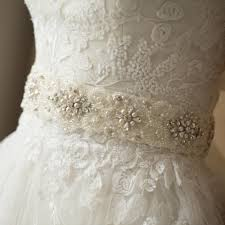 wedding sashes and belts pearl bridal sash belt lace wedding dress belt wedding