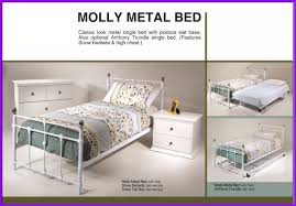 Single Bed Frame With Trundle Trundle Beds Timber Or Metal Qld Bedding Furniture