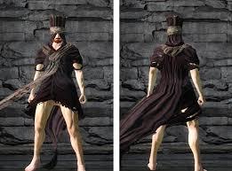 dark souls halloween costume leydia black set darksouls ii wiki