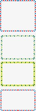 envelope border pattern letter style border letter border envelope border green border