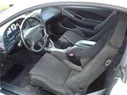 2001 Mustang Custom Interior 96 0194 S281 Race Paint Promo Car To Hit Las Vegas Auction