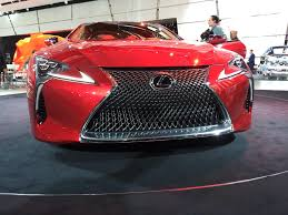 lexus intersect new york acura lexus bring two of the coolest cars to naias wrsp