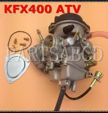 compra kfx 400 carburador online al por mayor de china mayoristas