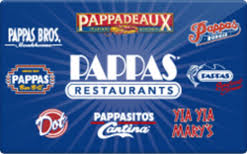restaurant gift cards online pappas restaurants gift card check your balance online raise