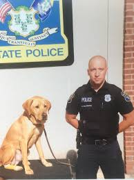 Radio Training Courses Plainfield Police Officer And K9 Graduate From State Police