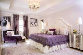 Purple Bedroom Decor by Glamorous Bedrooms For Some Weekend Eye Candy