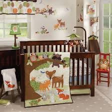 Nursery Bedding For Girls Fox Baby Bedding For All Modern Home Designs