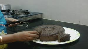 chocolate cake making in tamil without oven cooker and sandpot
