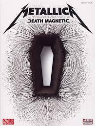 Magnetic Album Metallica Death Magnetic Guitar Tab 19 95 Uk Number 1