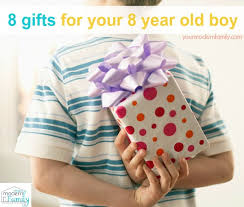 presents for an 8 year boy