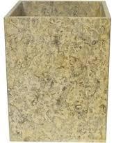 Yellow Wastebasket Fall Into Savings On Yellow Bathroom Accessories