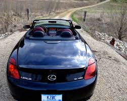 lexus convertible sc430 for sale repainting the sc430 mike o u0027connor