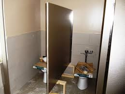 bathroom stall dividers and accessories inspiration home designs