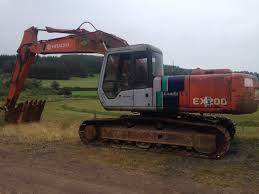 hitachi ex200 omnia machinery