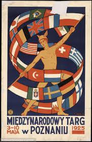 plakat design polski plakat propagandowy dwudziestolecia międzywojennego