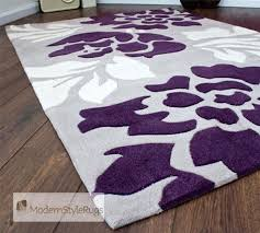 Modern Area Rugs Canada Top Attractive Purple And Grey Area Rugs Home Prepare Canada