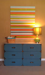 Remodelaholic  Art Ideas For Kids Rooms - Canvas art for kids rooms