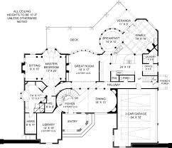 Foyer Plans Pontarion Ii 4000 Sq Ft House Plan House Plan Designer