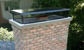 Outdoor Fireplace Caps by Chimney Caps Absolute Precision Chimney Service