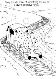 train color pages thomas tank engine winter coloring pages for kids winter