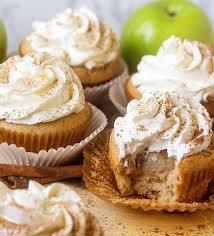apple pie cupcakes i am baker