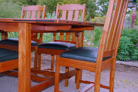 Mission Dining Room Chairs Find This Pin And More On Craftsman Dining Room What A Joy It Is