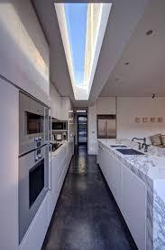 kitchen modern concept white country galley kitchen kitchen off