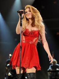 In Kristianaadnevik Dress 2014 Academy Of Country Music Awards