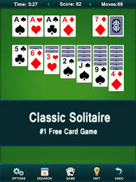 solitaire free card for adults on the app store