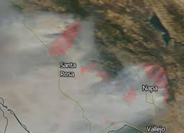 Ca Wildfire Containment by Wildfires In California Not Slowing Down Nasa