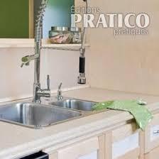 réaliser un dosseret pour le comptoir de cuisine plans et patrons