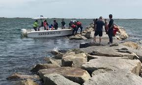 44 people rescued from breakwall in provincetown nbc boston