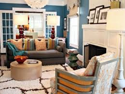 blue u0026 turqoise living room decorating ideas on a budget doherty