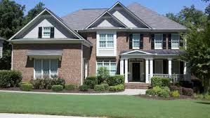 how to select exterior paint colors atlanta home improvement