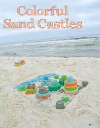 how to tie dye with sand at the beach