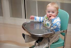 Vintage Cosco High Chair Sammy Tests Out His Vintage Cosco High Chair Laura Libert Flickr