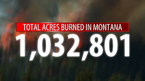 Show Me A Map Of Montana by Fire Watch Krtv News In Great Falls Montana