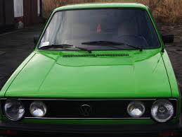 volkswagen golf 1980 volkswagen golf mk1 1980 12500 pln sosnowiec giełda klasyków