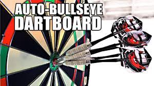 Seeking Bullseye Automatic Bullseye Moving Dartboard