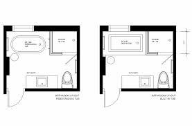 bathroom floorplans 5 x 9 bathroom floor plans photos home