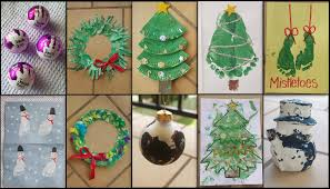 last minute christmas crafts kids can make naturally thrifty these
