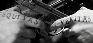 aequitas justice veritas boondock saints tatoo