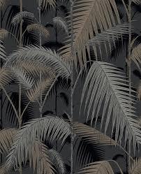 palm jungle by cole u0026 son metallic wallpaper direct
