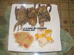 cuisiner les pigeons recette de yassa aux pigeons
